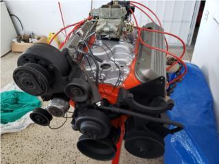 Motor 454 7.4 litros alterado reparado, Puerto Rico