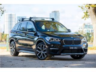 BMW X1 (F48) 2016 en adelanta Roof Racks, Puerto Rico