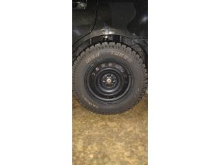 All terrain rims and tires, Puerto Rico