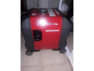 Honda inverter eu 3000 nueva, Puerto Rico