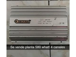 Amplificador, Puerto Rico