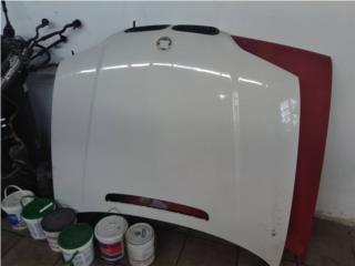 Bonete usado para BMW Serie 3 E46 prefacelift, Puerto Rico
