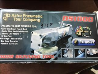 Astro Pneumatic Tool Company, Puerto Rico