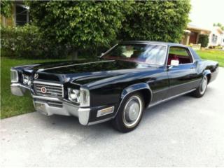 Busco Cadillac Eldorado 1970 2 puertas, Puerto Rico