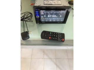 Radio boss  dvd navegación usb cámara , Puerto Rico