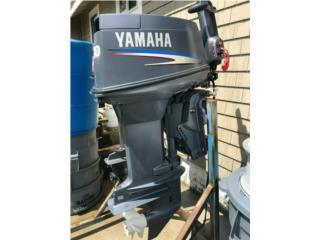 2002 40 HP Yamaha 2-stroke., Puerto Rico
