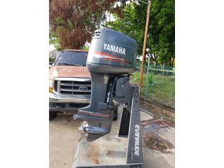 Motor yamaha 200, Puerto Rico