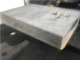 Tangue de gasolina aluminio de 53 galones , Puerto Rico