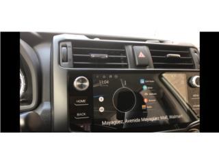 Radio 4Runner 2010-2019 Car Play GPS Youtube, Puerto Rico