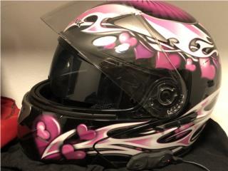 2 Helmets - Bluetooth Communications!!, Puerto Rico