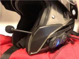 2 Helmets, Perfect condition y Bluetooth , Puerto Rico