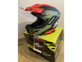 Helmet FULL FACE , Puerto Rico
