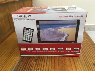 Radio Touchscreen control 7