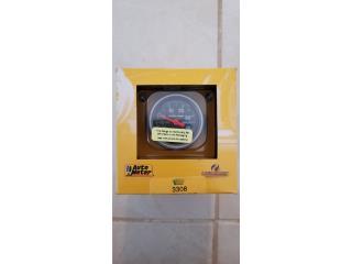 Reloj boost autometer, Puerto Rico