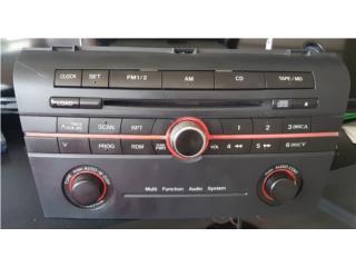 Radio original Mazda3 , 2004, Puerto Rico