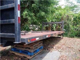 Plataforma 25'.  Lista para cargar varilla! , Puerto Rico