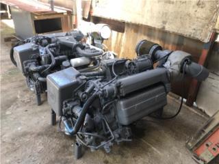 Pareja de motores Detroit 4-53T, Puerto Rico