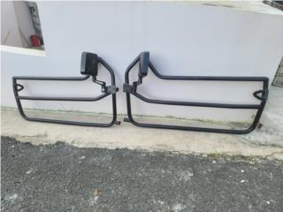 Puertas de tubo Cherokee 2 puertas , Puerto Rico