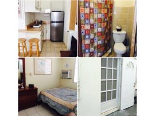 Se alquila apartamento para una persona