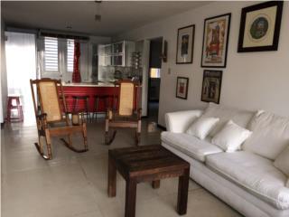 Remodelado, Amueblado, Terraza $1200
