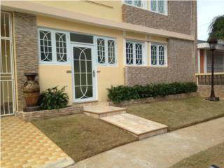 Casa/1er piso/alquiler Urb Lorenzo