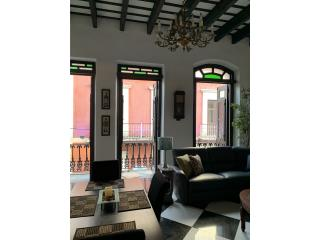 Luxury and Historic Furnished Apartment