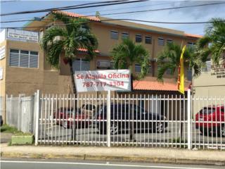 Alquiler Urbanizacion Santa Cruz OFICINA FRENTE AL TRIBUNAL $575 SIN FIANZA  Bayamón