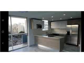 Alquiler Piazza Luchetti 3/2 modern10th floor