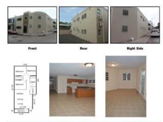 Ponce centro, Apartamento 3h y 1b Remodelado