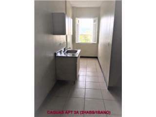 Caguas Pueblo apt 2/1 $525 agua, no luz