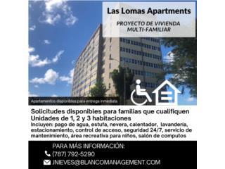 Las Lomas Apartments, San Juan