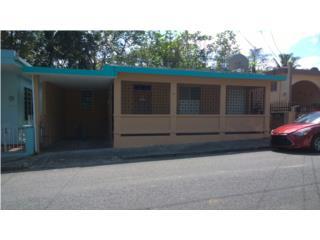 Casa,Pueblo Lares,3cuartos,1ba�o,Precio Negociable