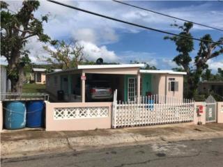 Propiedad con 2 casas en Vieques Bo.Esperanza