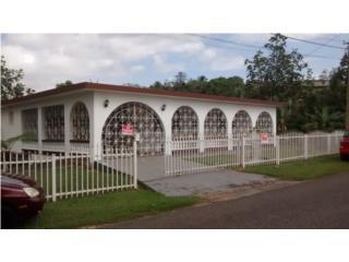 casa,Bario Pinos de Lares,4cuarto,3 banos