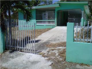 Casa 3cuartos-2 baños... $62,000.00 OMO