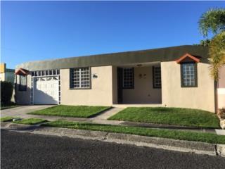 Casa Alturas Sabaneras, 3cuartos, 2baños 115k
