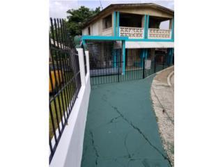 Casa con 6 cuartos y dos baños en Hato Tejas