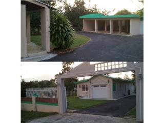 Hermosa Casa, Sector Barrio Ceiba Norte