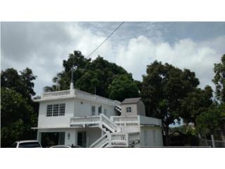 Casa, 3 cuartos 2 baños, 2 pisos  y terra149k