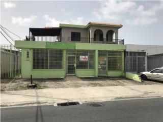 COMERCIAL/RESIDENCIAL AVE CAMPO RICO-CAROLINA