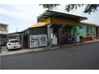 Gasolinera y Mini market