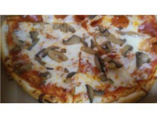 llave de pizzeria operando