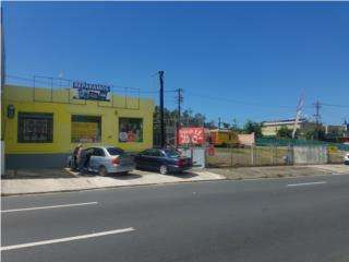 Local Comercial- Ave. Jesus T Pinero *Parking