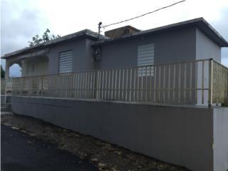 Casa 3C, 1B con finca de 11cds.
