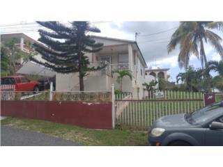Casa en Aguadilla, 3 cuartos y 1 baño