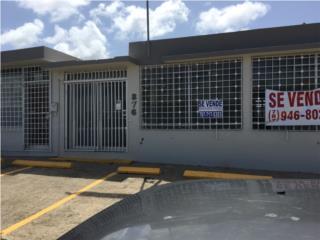 Area comercial Ave Campo Rico Rio Piedras