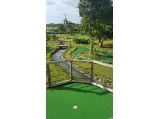Minigolf and Cafe