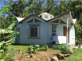Casa de montaña/Mountain House Orocovis 175k