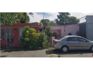 Solar con dos casitas, Barrio Obrero