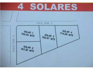 Solares Llanos Comunidad Martorell